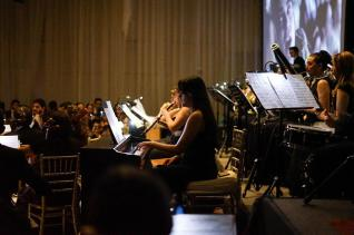 PH: Orquesta Filarmónica de Cochabamba
